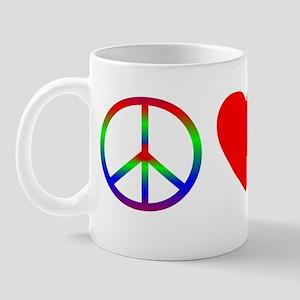 peacelove_poodle Mug