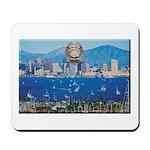 San Diego Police Skyline Mousepad
