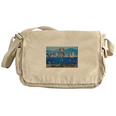 San Diego Police Skyline Messenger Bag