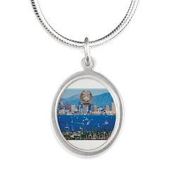 San Diego Police Skyline Necklaces