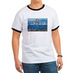 San Diego Police Skyline T-Shirt