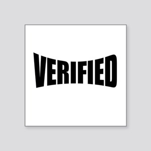 Verified Sticker