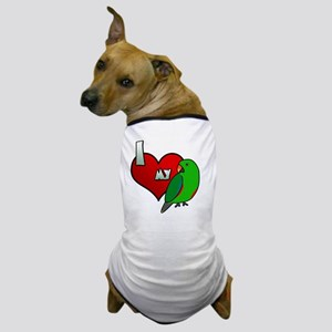 iheartmy_rs_male Dog T-Shirt