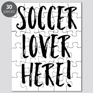 Soccer Lover Puzzle