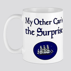 My Other Car's the Surprise Mug