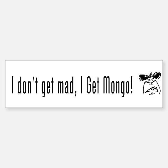 Mongo Bumper Bumper Bumper Sticker