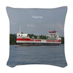 Volgaborg Woven Throw Pillow