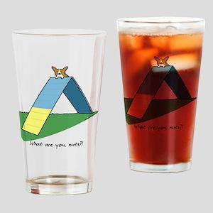 agilitycorgi Drinking Glass