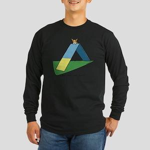 agilitycorgi Long Sleeve Dark T-Shirt
