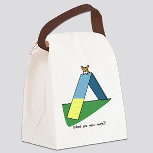 agilitycorgi Canvas Lunch Bag