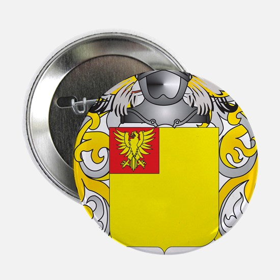 "Kobes Coat of Arms - Family Crest 2.25"" Button"