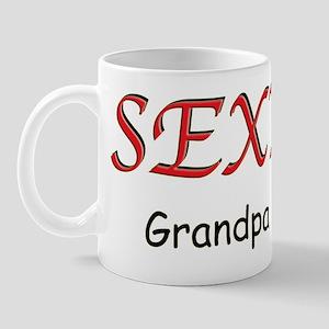 Sexy Grandpa Mug