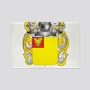 Kobi Coat of Arms - Family Crest Rectangle Magnet