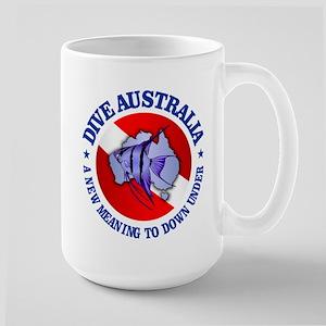 Dive Australia (rd) Mug