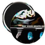 GET YOUR SKATE ON Magnet