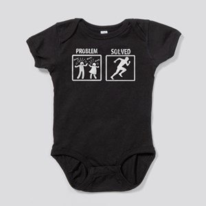 Problem Solved Running Body Suit