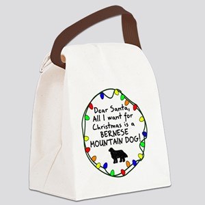 ds_bernese Canvas Lunch Bag