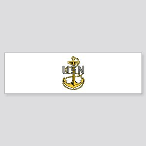 Navy-CPO-Journal-4 Bumper Sticker