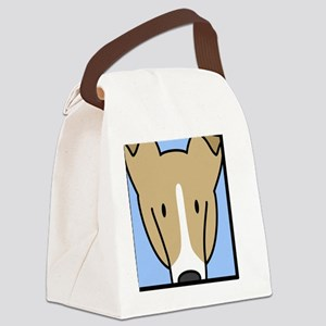 anime_smcollie_sable Canvas Lunch Bag