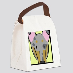 anime_smcollie_merle Canvas Lunch Bag