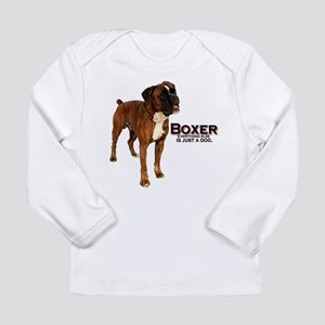 everything boxer Long Sleeve T-Shirt