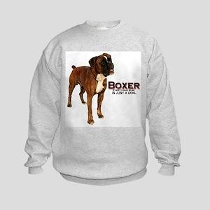 everything boxer Sweatshirt