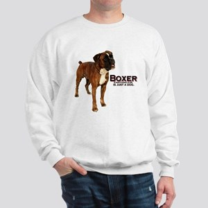 everything boxer Sweatshirt