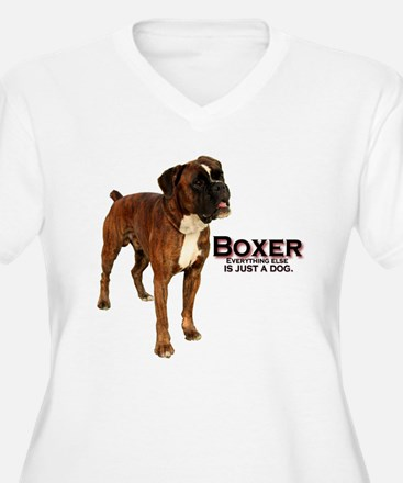 everything boxer.PNG Plus Size T-Shirt