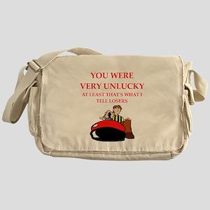 curler Messenger Bag