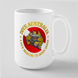 Dive Australia (hammerhead) Mug