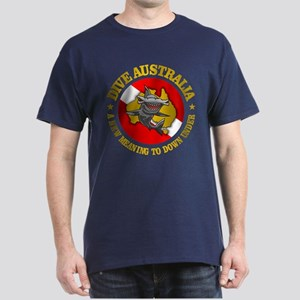 Dive Australia (hammerhead) T-Shirt