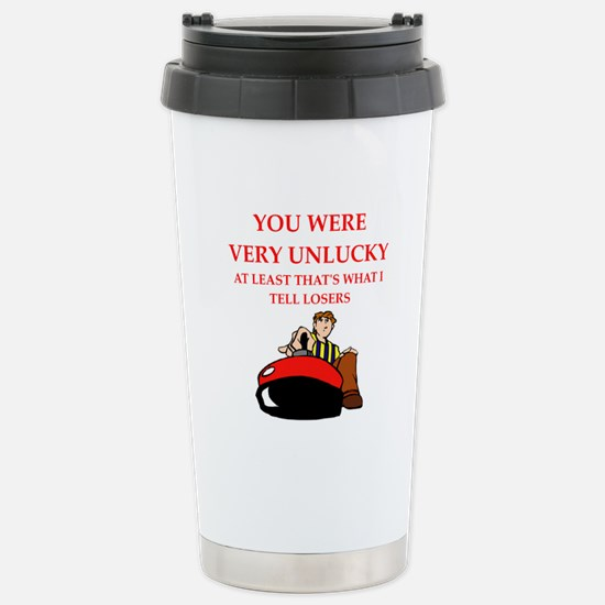 curler Travel Mug