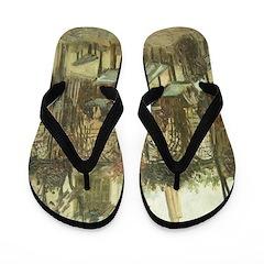 Montmartre Flip Flops