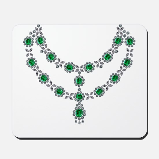 two-strand-emerald-faceted-necklace-8-15-2013 Mous
