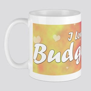 pastelluv_budgie Mug