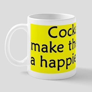happyplace_cockatiel Mug