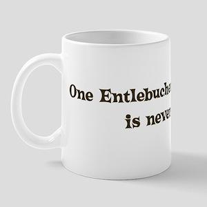 Entlebucher Mountain Dog Mug