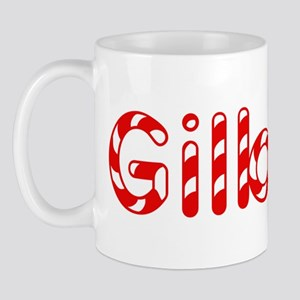 Gilbert - Candy Cane Mug