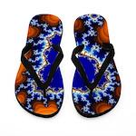 Desert Oasis Flip Flops