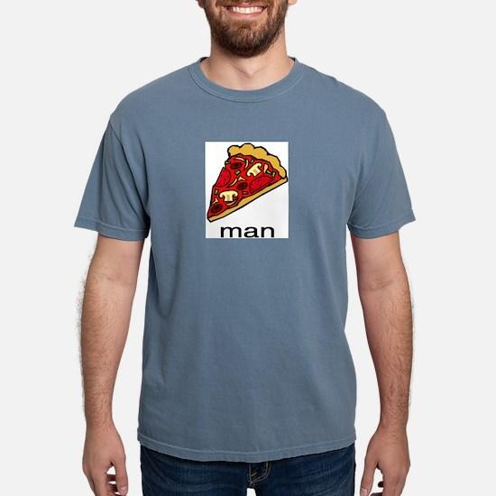 Unique Eat pizza Mens Comfort Colors Shirt