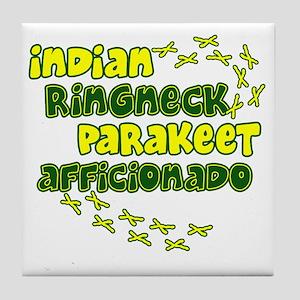 afficionado_indian Tile Coaster