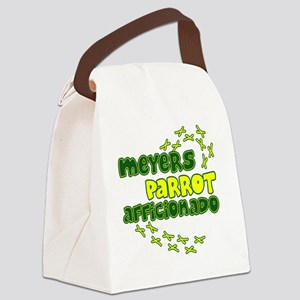 afficionado_meyers Canvas Lunch Bag