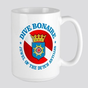 Dive Bonaire (rd) Mug