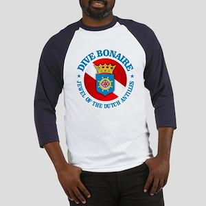 Dive Bonaire (rd) Baseball Jersey