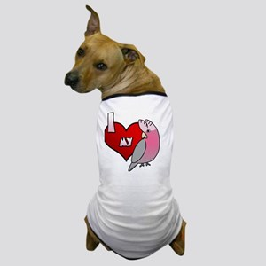 iheartmy_galah Dog T-Shirt