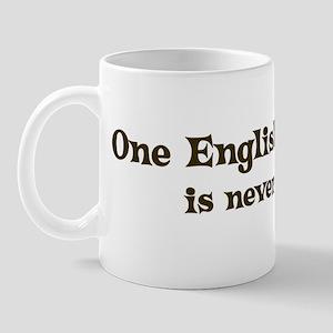 One English Shepherd Mug