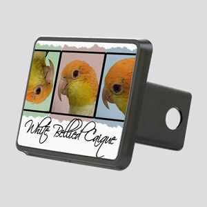 colorrow_whitebelly Rectangular Hitch Cover