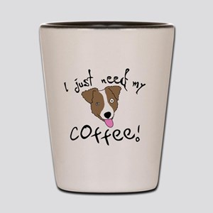 jackrussell_coffee_bowl Shot Glass