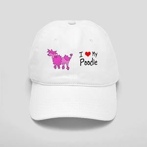 poodle_fuzzy_bowl Cap