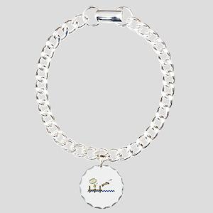 lifeisgreat_dockjumping_ Charm Bracelet, One Charm